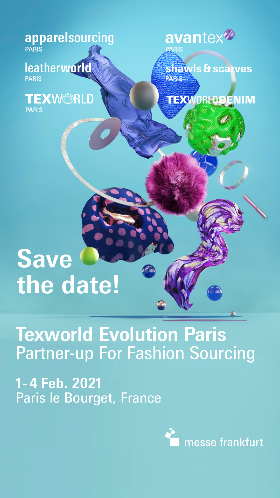 Texworld Evolution Paris